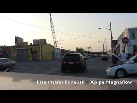Eisenmann  X5 Exhaust