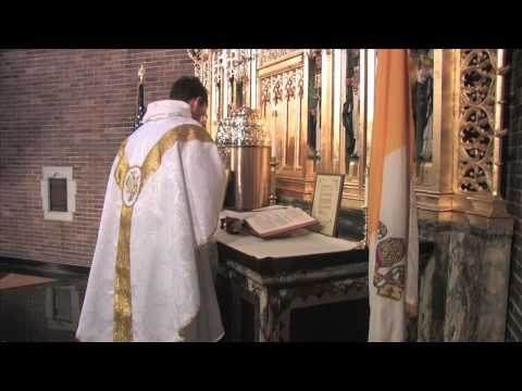 Dominican Rite Low Mass (Commentary) - B6 Officium & Kyrie