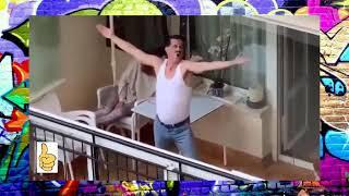 #VÍDEOS ENGRAÇADOS 8  -  FRED MERCURY NA QUARENTENA