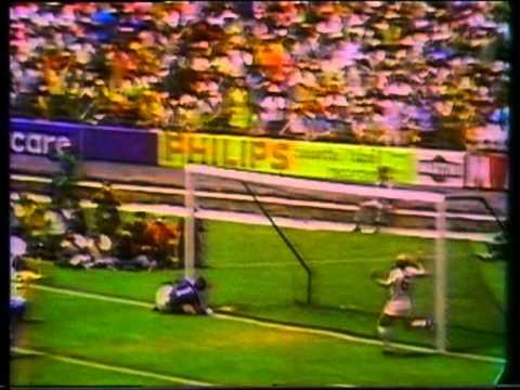 England 0 - 1 Brazil (1970 World Cup)