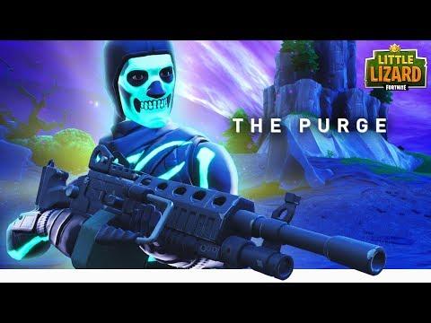 SKULL TROOPERS FINAL PURGE!!! *NEW SEASON 6* - Fortnite Short Film