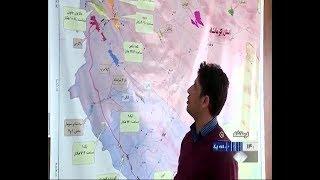 Iran Water transform projects, Spring 1399, Dasht-e Zahab پروژه هاي انتقال آب طرح گرمسيري