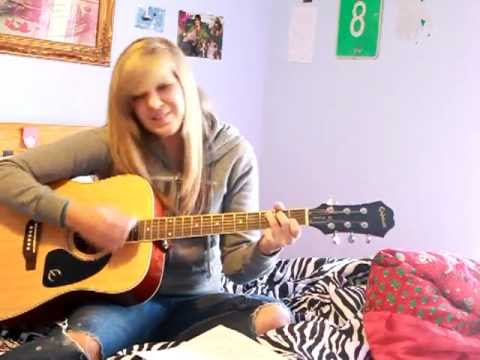 I  Never Told You Colbie Caillat Cover