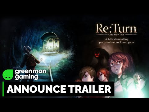 Re:Turn - One Way Trip [Announce Trailer]