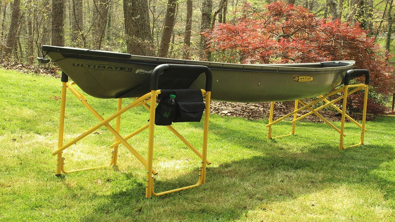 What Is The Best Portable Kayak Stand Suspenz Universal
