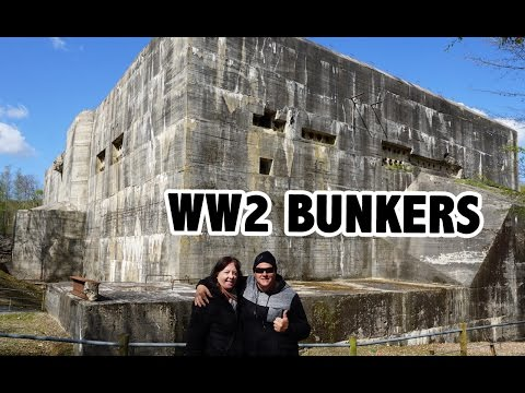 World War 2 Museums and Calais Lighthouse - Europe Travel Vlog Day 25