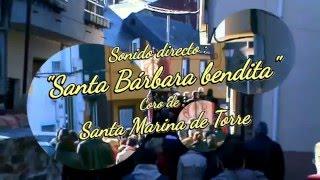 SANTA BÁRBARA 2015 - Sta Marina de Torre