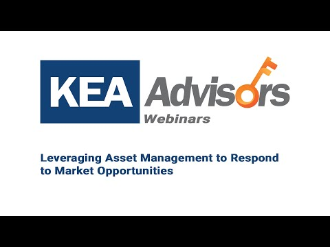 Leveraging Asset Management to Respond to Market Opportunities