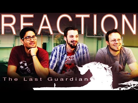 The Last Guardian trailer REACTION and DISCUSSION e3 2015