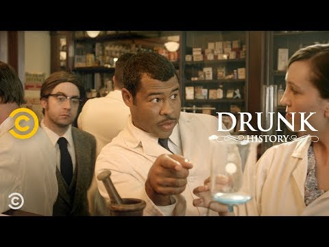 How Percy Julian Became One of the World's Greatest Scientists (feat. Jordan Peele) - Drunk History