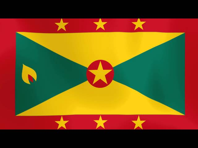 Grenada National Anthem - Hail Grenada (Instrumental)