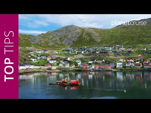 Keith's Top Tips - Honningsvag, Norway | Planet Cruise