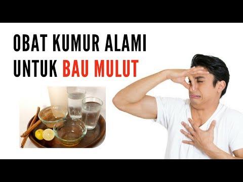 Obat Kumur Alami Untuk Mengatasi Bau Mulut | How to get rid of bad breath