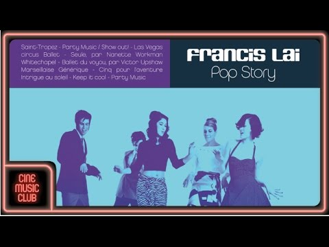"Francis Lai - Party Music / Show out ! (de ""Qu'arrivera-t-Il Après"")"
