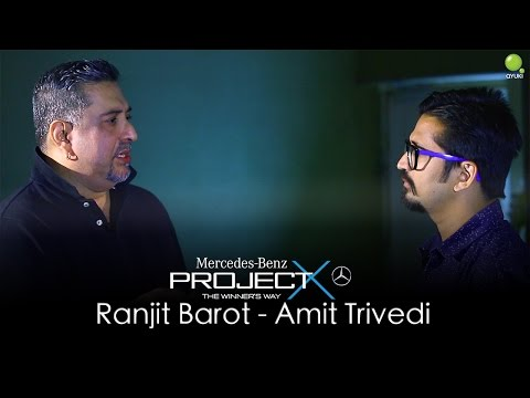 Amit Trivedi Live Chat With Ranjit Barot | Full Episode | ProjectX