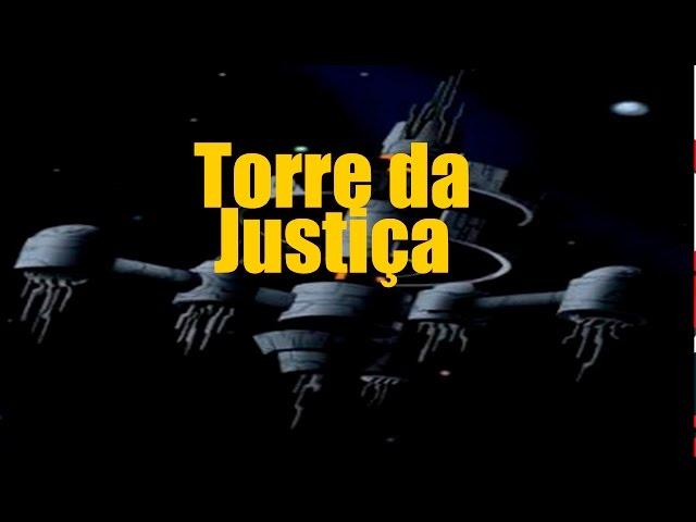 DC Universe-Torre da Justiça e a Minha casa minha vida