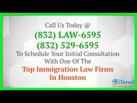 Houston Immigration Lawyer (832) 529-6595 Top Immigration Lawyers In Houston