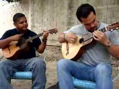 Bandola venezolana Gaban