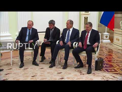 Russia: We refuse to cooperate with the US - Palestinian Pres. Abbas