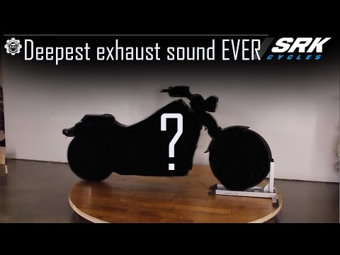This Bike Has the Deepest Sounding Exhaust I've Ever Heard