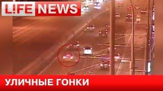 Водитель такси сбил женщину на пешеходном переходе в Москве