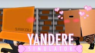 ЯНДЕРКА ШРЁДИНГЕРА ! : Yandere Simulator