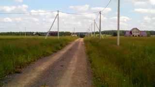 видео земельные участки симферопольское ш