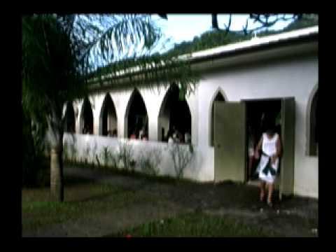 The Marquesas and the island of Hiva Oa