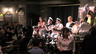 Sweet Georgia Brown / ONE TIME BRASS BAND with Dynamite Miki