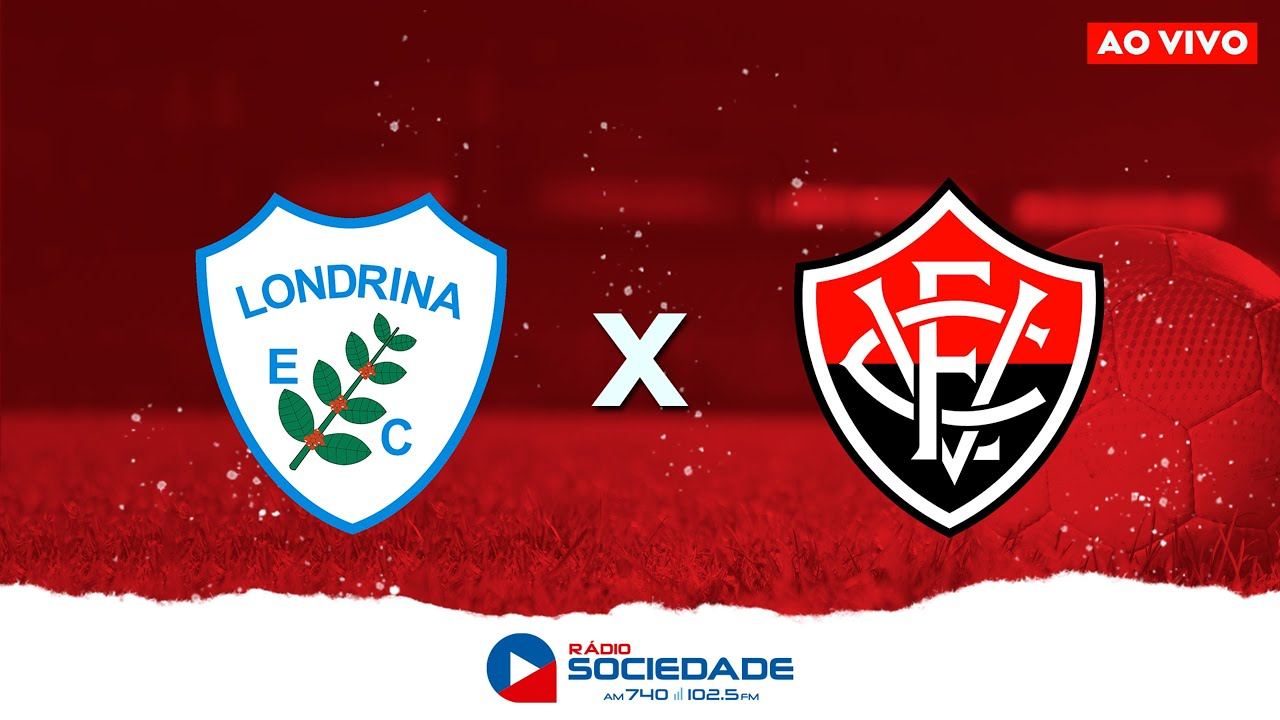 Download Londrina x Vitória - Brasileirão Série B - Rádio Sociedade