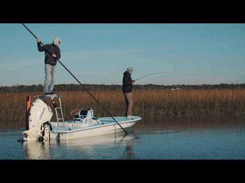 Flats Class TV - Charleston, SC Redfish