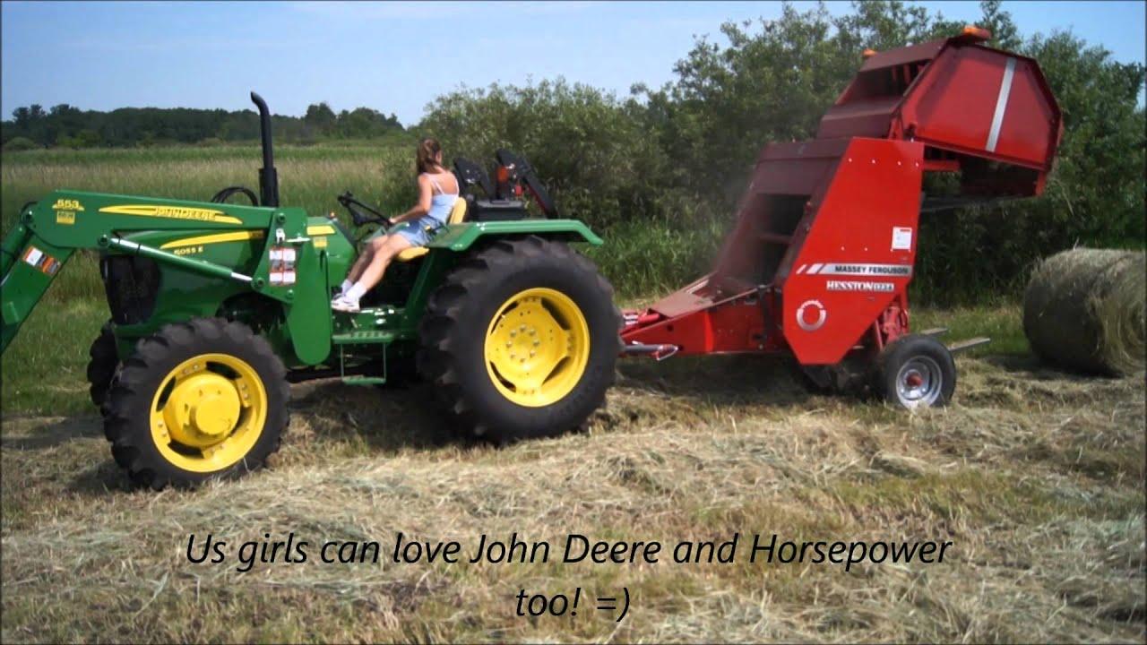 John Deere Girls : John deere girls gallery