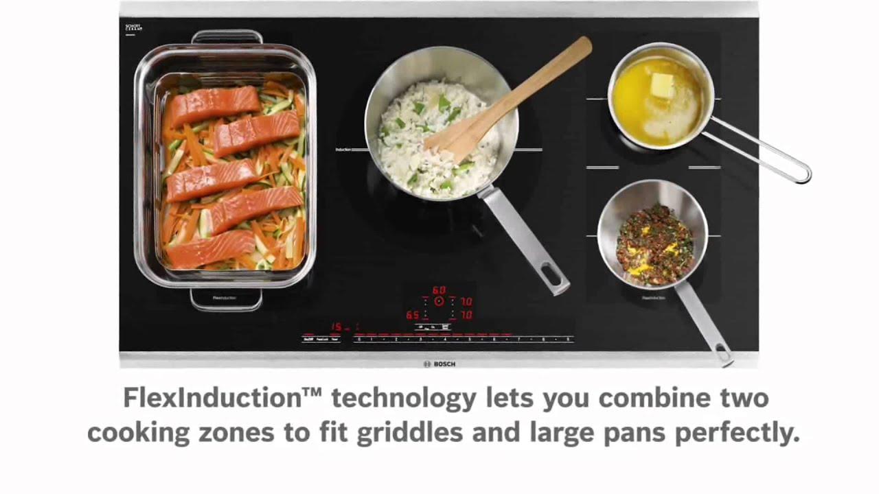 bosch induction cooktop bosch benchmark flexinduction cooktop bosch benchmark induction. Black Bedroom Furniture Sets. Home Design Ideas
