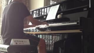 Galileo Galilei《夏空NATSUZORA》王牌投手振臂高挥op 钢琴版 by 碎骨银狼EX