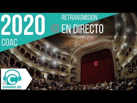 [COAC 2020] 1ª Sesión De Preliminares (Sonido 3D)