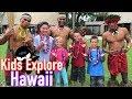 Explore Hawaii with NINJA KIDZ TV!