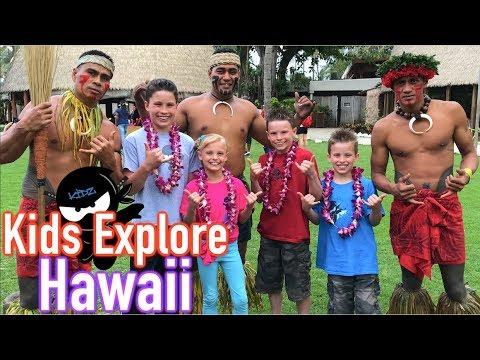 Download Explore Hawaii with NINJA KIDZ TV!