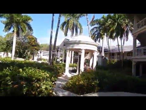 Sandals Royal Plantation - resort walk around