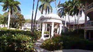 sandals royal plantation resort walk around new