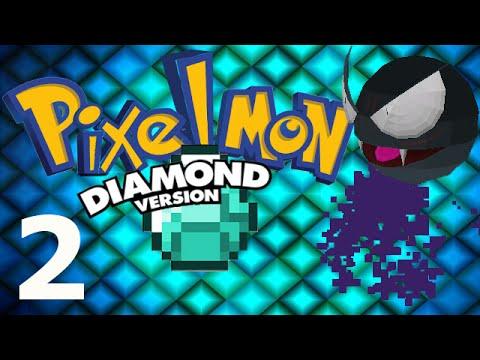 Pixelmon Minecraft Server Diamond Modpack - Pokemon Hunt - S3 E2