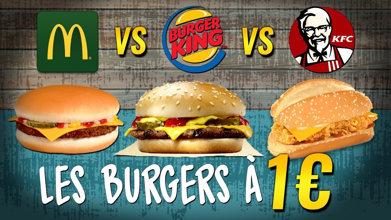 mcdonalds vs burger king which is healthier 2 essay Fast-food companies such as mcdonald's and burger king are, by virtue of their   is astronomical compared to that of chicken and pork – per pound, it requires   the effect is even larger when considering beef consumption per calorie2  to  encourage healthier and more sustainable consumer behavior.