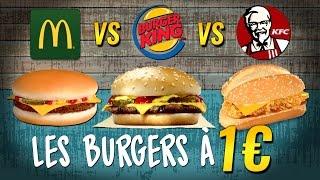 LE PLUS RENTABLE ? MCDONALD'S vs BURGER KING vs KFC