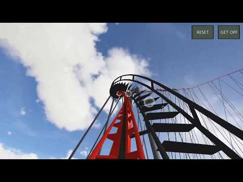 Ultimate Coaster (by Phony Studios) / Android Gameplay HD