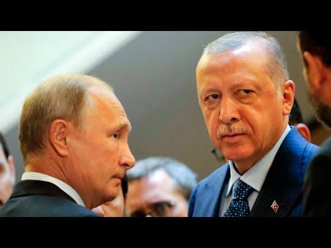 Эрдоган в Сочи: стратегия Путина | НЕДЕЛЯ | 20.10.19