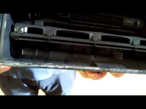 Устройство картриджа (тубы) Kyocera TK-350
