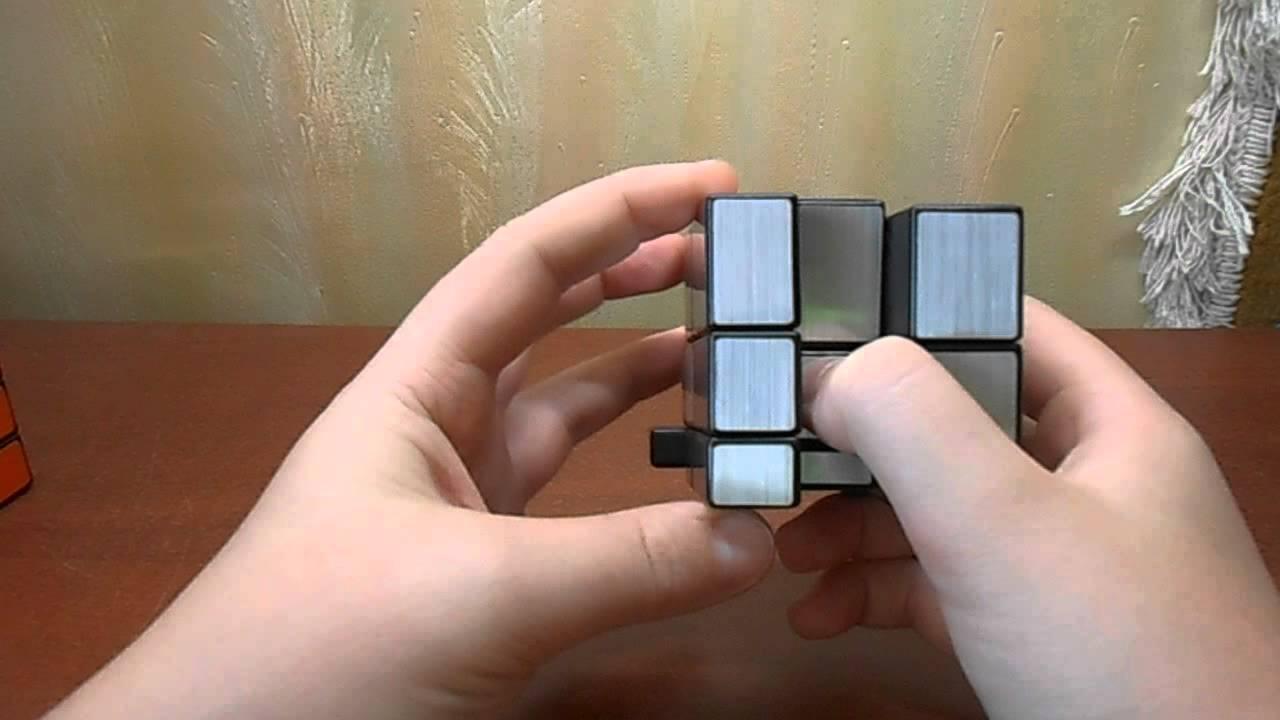 Как собрать зеркальный кубик рубика. Пошаговая инструкция, формулы .