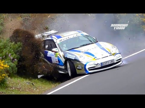Rally Islas Canarias 2019 - Luckless, Lukyanuk out after SS9 from YouTube · Duration:  1 minutes 54 seconds