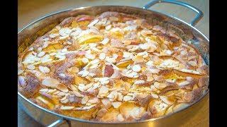 Scharlotka - Russischer Apfelkuchen #ШАРЛОТКА