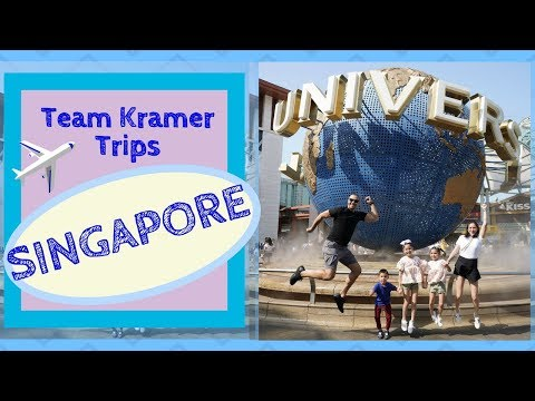 Team Kramer Trips | Singapore | Ep. 11