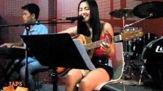 Tamis ng Unang Halik by Julie Anne San Jose @USTREAM (JAPSMusicBox